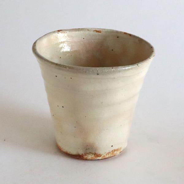 粉引フリーカップ