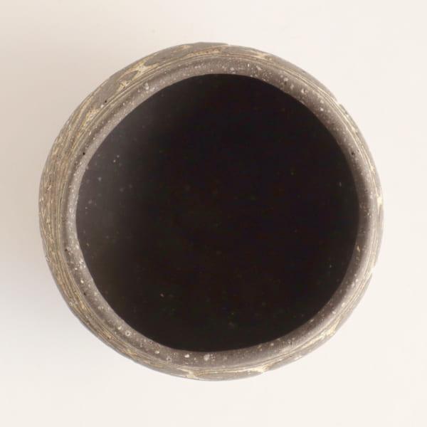No.109 焼〆彫りコロン