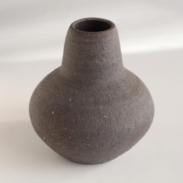 No.120 無地焼〆花器