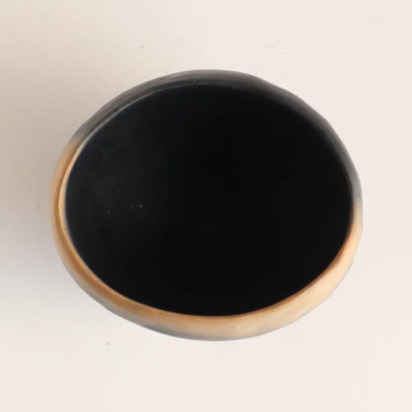 No.165 黒陶碗