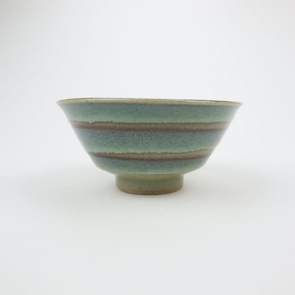 【大塚雅淑】青磁釉飯碗
